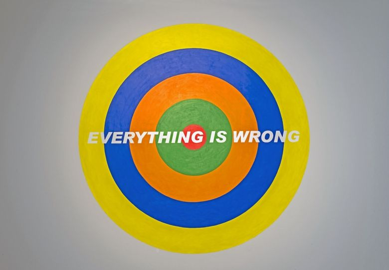 2016 Energy Flash M Hka Henrik Plenge Jakobsen, <i>Everything is Wrong</i>, 1995