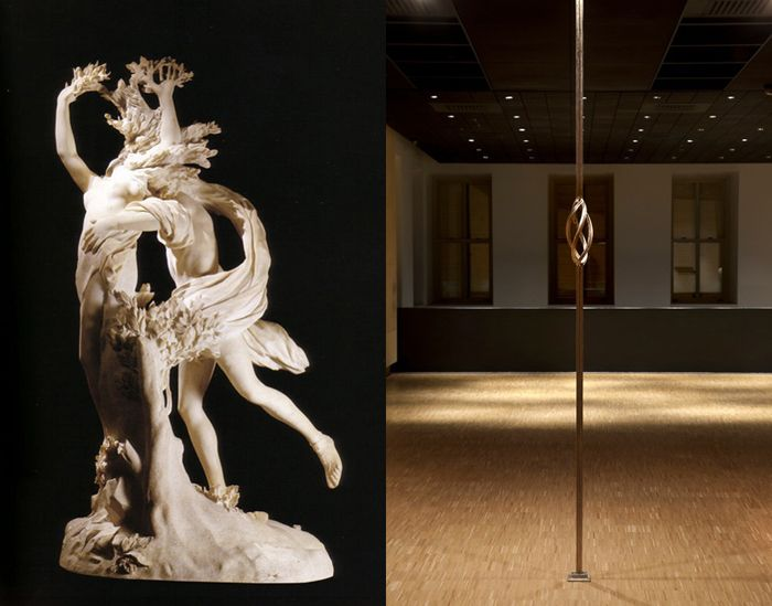 Gian Lorenzo Bernini ve Hassan Khan Solda: Gian Lorenzo Bernini, <i>Apollo and Daphne</i> (1622-25)<br />