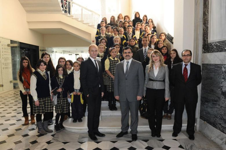 SALT Interpretation – İstanbul Provincial Directorate of National Education Partnership