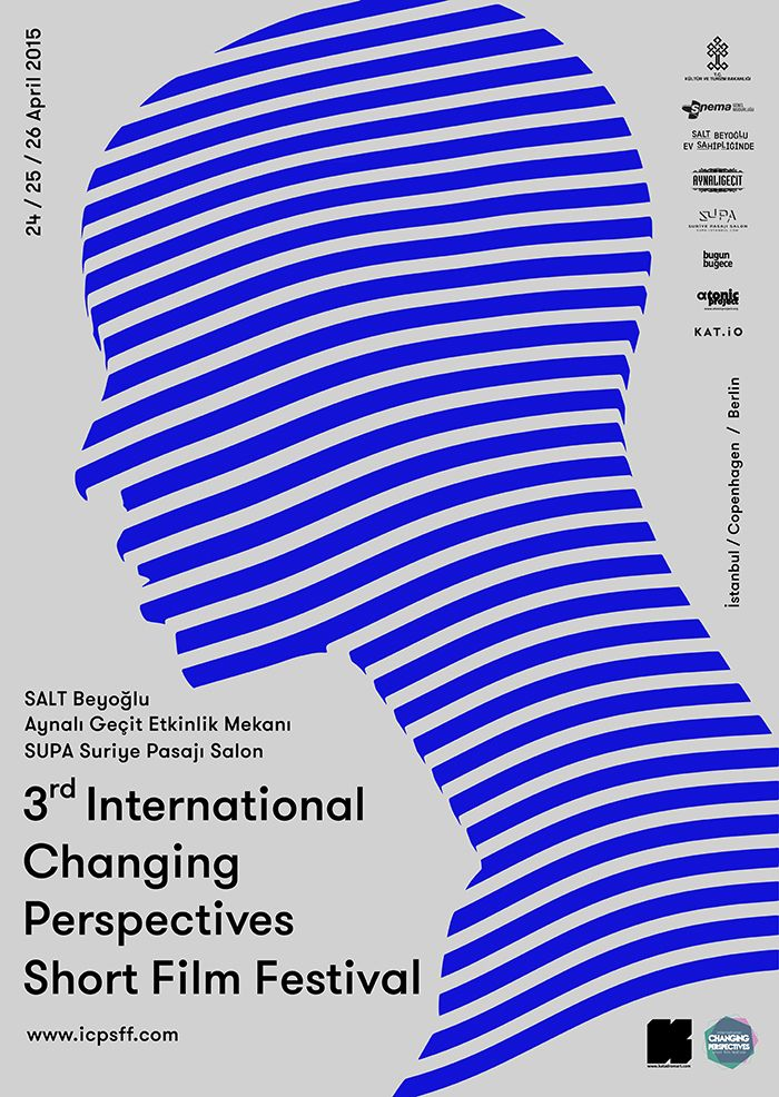 3rd International Changing Perspectives Short Film Festival <br />