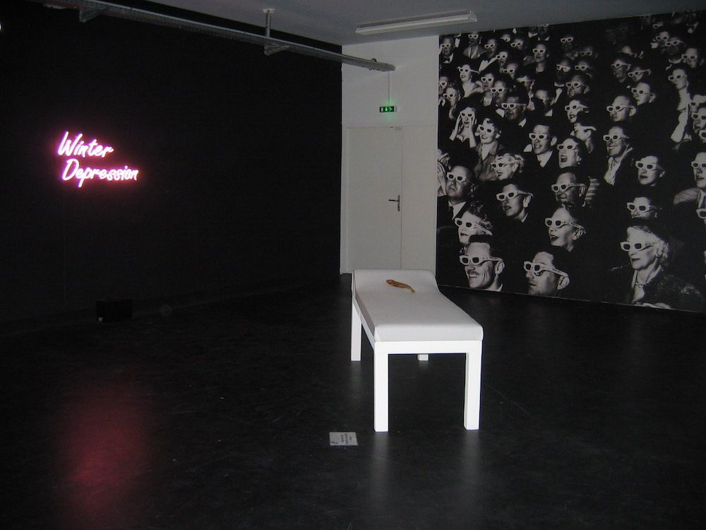 Image10 Hüseyin Bahri Alptekin, <i>Winter Depression</i> [Kış Depresyonu] (1998)<br />