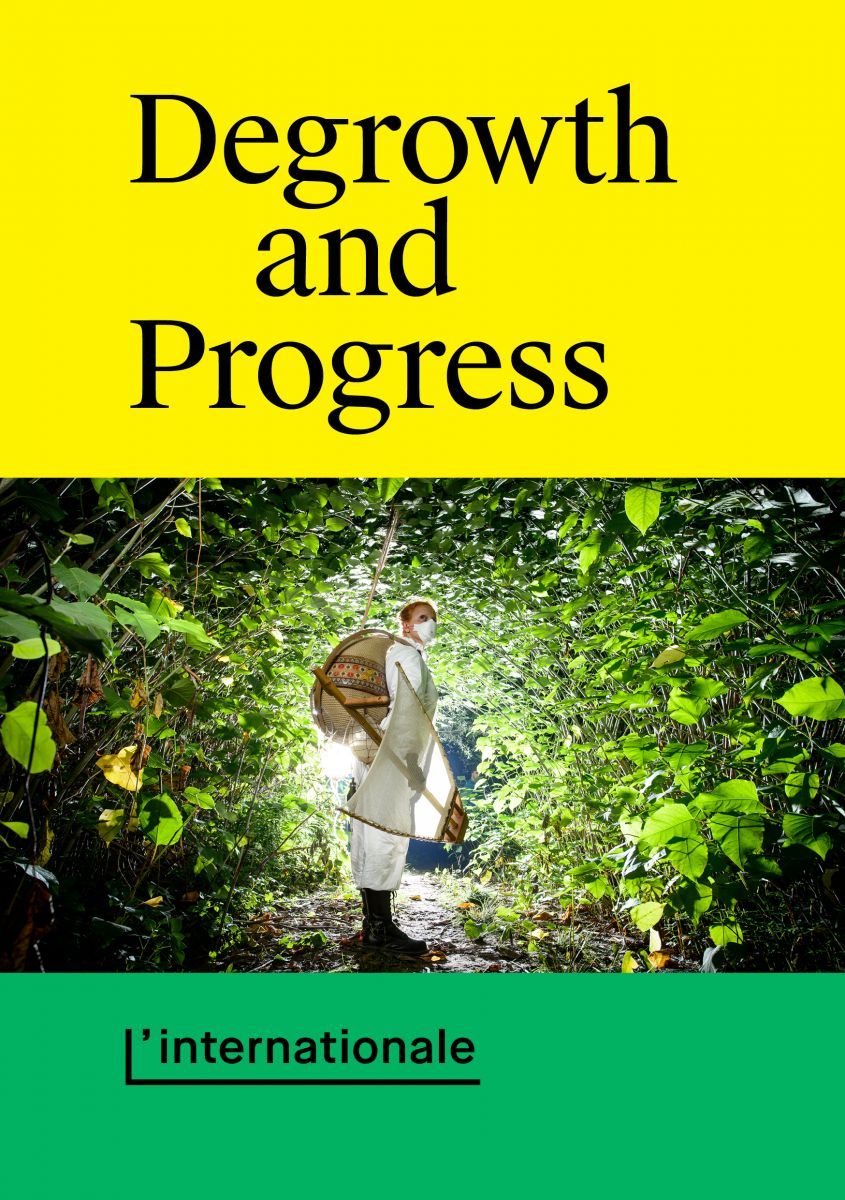 Internationaleonline Degrowthandprogress Epub 2021 Cover