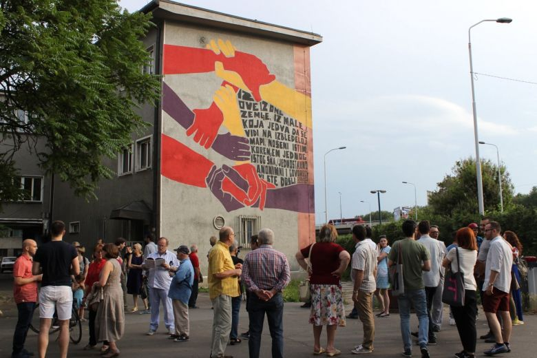 Kurs Solidarity To The International Brigades KURS, <i>Solidarity – To The International Brigade</i> [Dayanışma – Uluslararası Tugaylar'a], Belgrad, 2017.