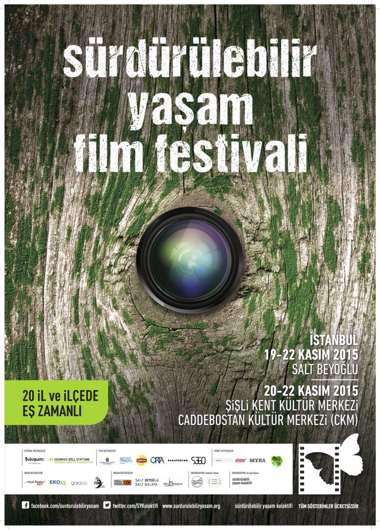 Sustainable Living Film Festival 2015