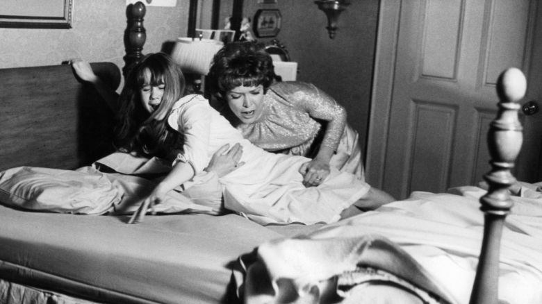 Theexorcist 1973 William Friedkin'in 1973 yapımı <i>The Exorcist</i> filminden bir kare