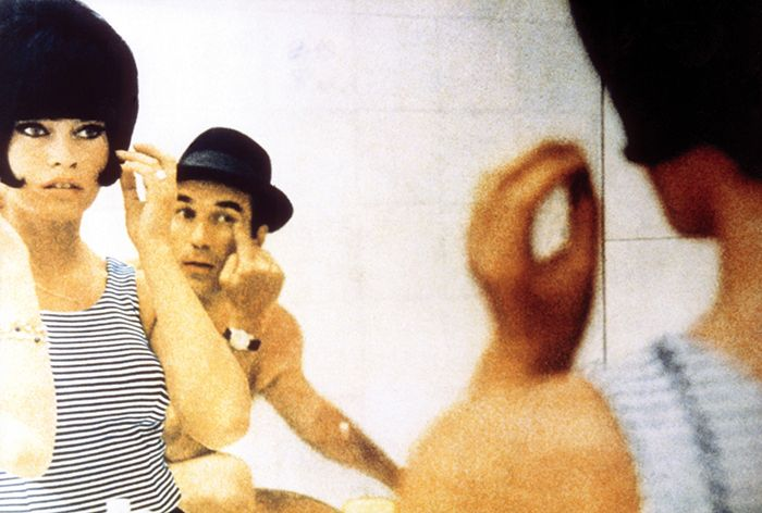 Still from the film Le Mépris [Contempt] (1963) ©StudioCanal <i>Le Mépris</i> [Nefret] (1963) filminden bir kare ©StudioCanal