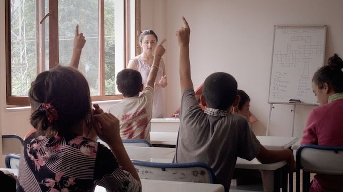 Still from the film Piccolo – Growing for a Better Future (2013) <i>Pikolo – Daha İyi Bir Geleceğe Büyümek</i> (2013) filminden bir kare